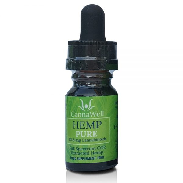 Cannawell Hemp Pure Oil