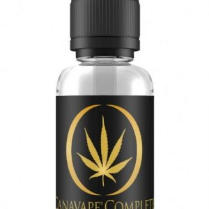Mild CBD E-Liquid Complete (1%) - White Widow