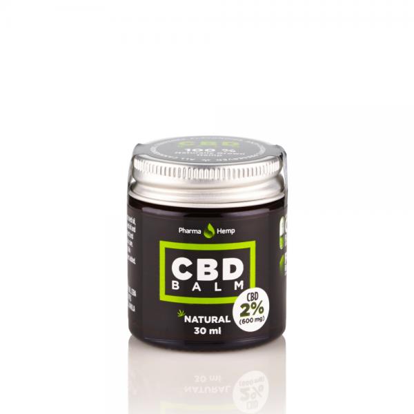 PharmaHemp CBD Balm 2% - 30 ml.