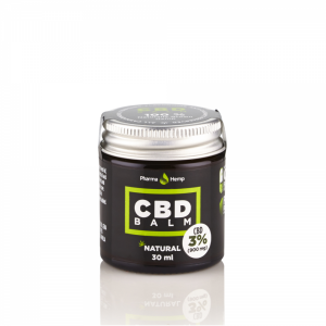 PharmaHemp CBD Balm 3% - 30 ml.