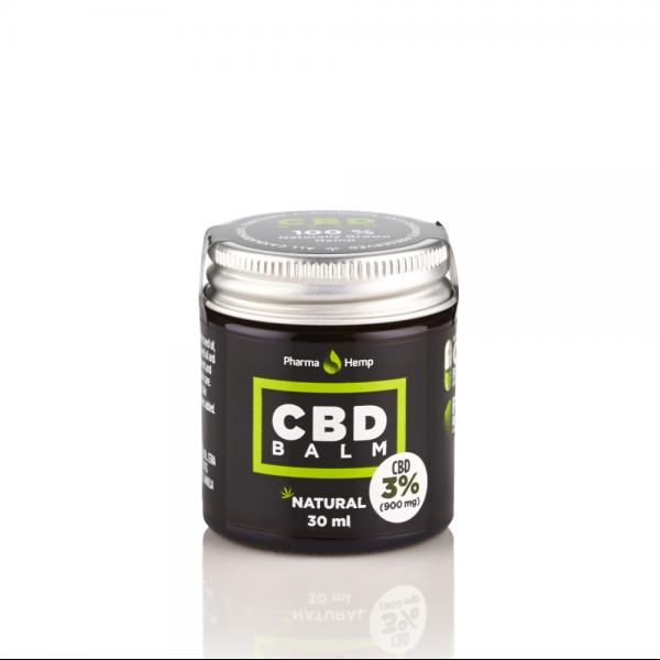 PharmaHemp CBD Balm 3% - 30 ml.