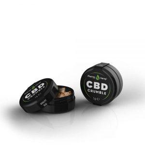 Pharmahemp CBD Crumble 90% - 1 gr.