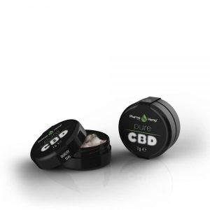 PharmaHemp Pure CBD Crystals 99.6% - 1gr