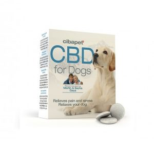 Medium CBD Pastilles for Dogs (2%)