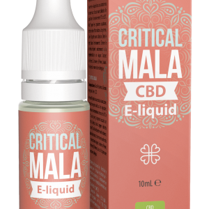 Harmony CBD Critical Mala E-Liquid - 10 ml - 600 mg. CBD