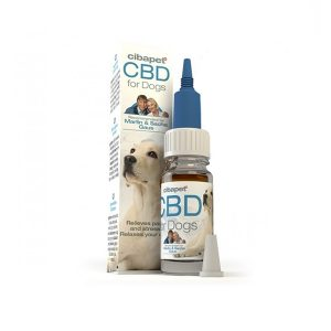 High CBD Oil for Dogs (4%)