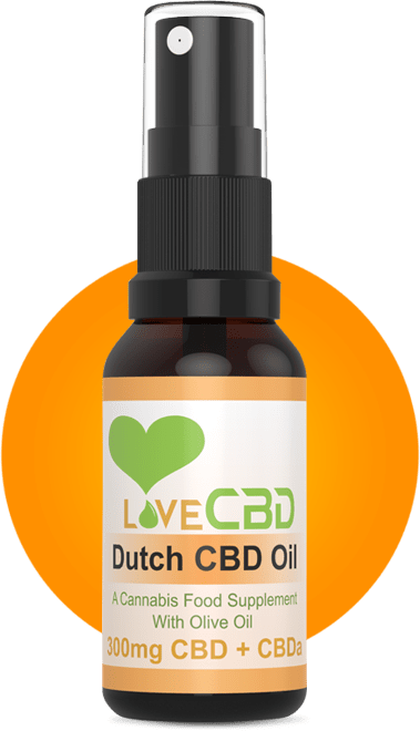 Dutch CBD Oil Spray 1.5%