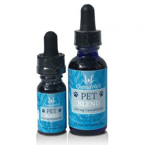 CannaWell Hemp Pet Blend