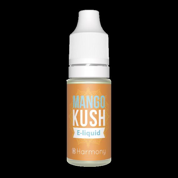 Harmony CBD Mango Kush E-Liquid - 10 ml - 600 mg CBD