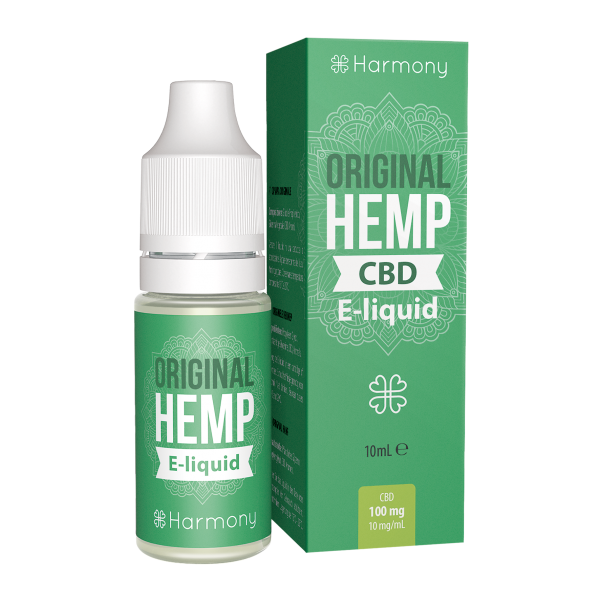 Harmony CBD Hemp E-Liquid - 10 ml - 600 mg CBD