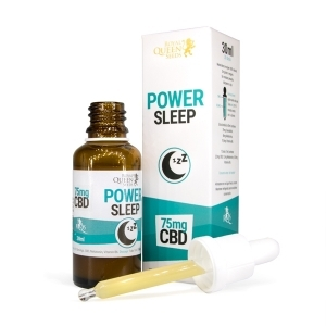 Royal Queen Seeds Power Sleep CBD Drops