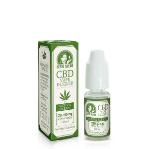 Sensi CBD E-Liquid - 10 ml.