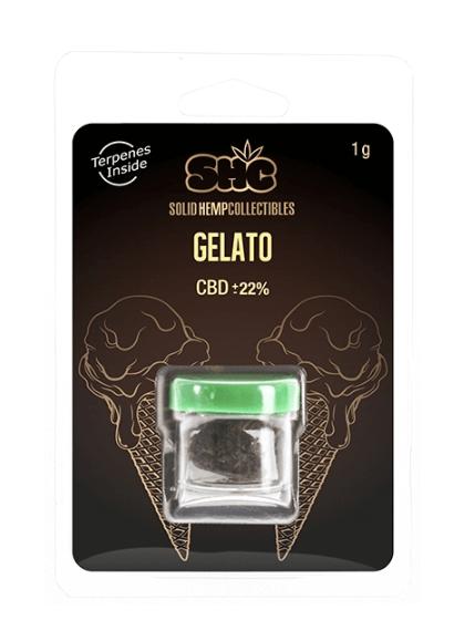 SHC CBD Hash - Gelato 22%