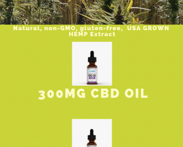 cbdMD Oil infographic