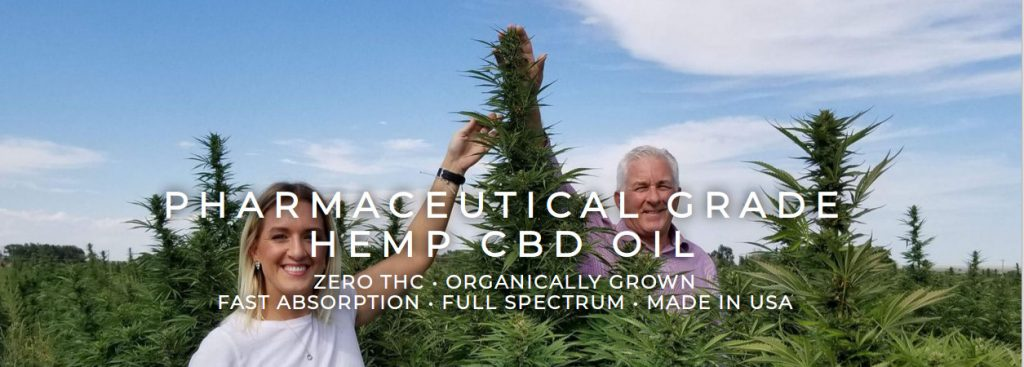 hemp field daughter and father