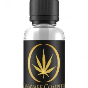 Medium CBD E-Liquid Complete (2%) - White Widow