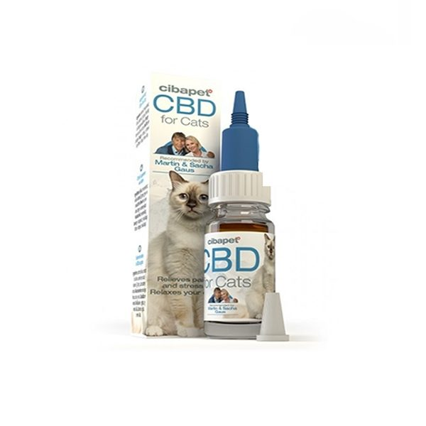 High CBD Oil for Cats (4%)