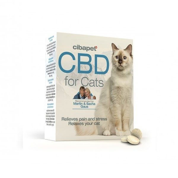 Mild CBD Pastilles for Cats (1%)