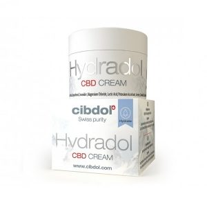 Mild Hydradol CBD Cream (1%)