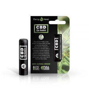 PharmaHemp CBD Lip Balm 3% - 4.5 gr.