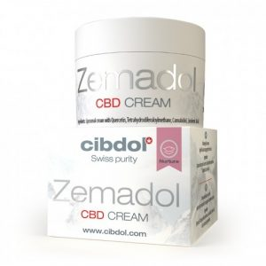 Mild Zemadol CBD Cream (1%)