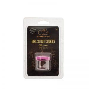 SHC CBD Hash - Girl Scout Cookies 6%