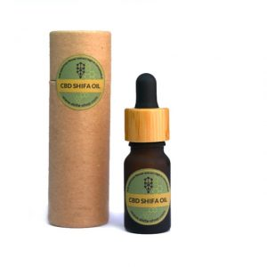 Shifa CBD Oil 3% - 30 ml